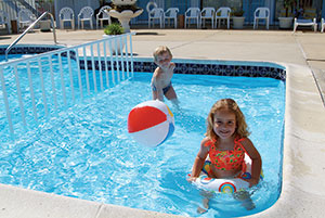 Wildwood Motel Kiddie-Pool