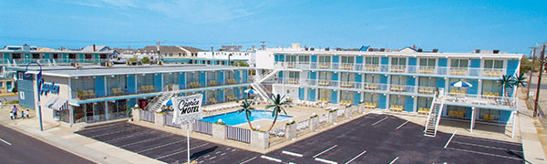 The Caprice Wildwood Motel 4200 Ocean Avenue Nj 08260 For Reservations Call Now 609 522 3845
