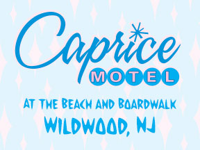 Caprice Motel Wildwood NJ